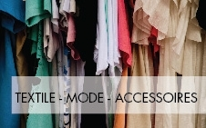 Découvrez tout l'univers du textile